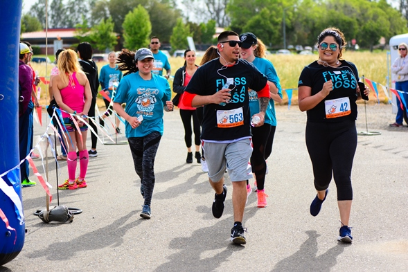 Merced Stroke Awareness Run